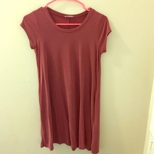 Fransesca's tshirt dress